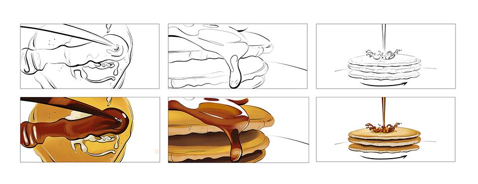 McDonalds Storyboard Frame