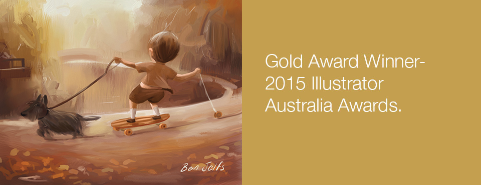 Gold Award Winner 2015