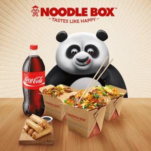 Noodle Box Panda