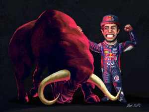 Red Bull- Daniel Ricciardo