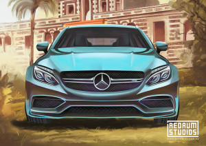 VIC Custom Plates – Mercedes