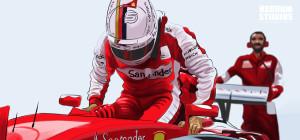 Formula One storyboard frame 3