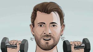 Centr – Chris Hemsworth frame 1