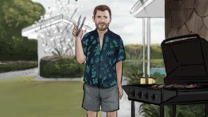 Centr – Chris Hemsworth frame 4