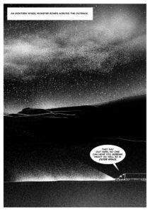 KARA #1 comic page 1