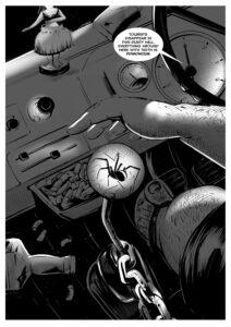 KARA #1 comic page 2